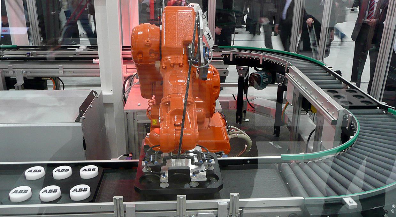 Промышленные роботы - robot: Jofo