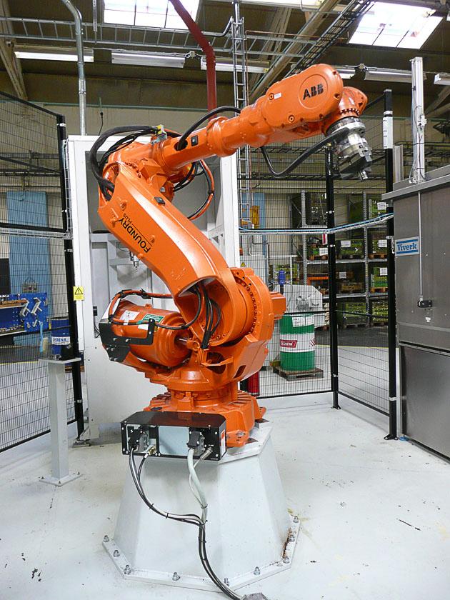 Роботизированная рука манипулятор своими руками